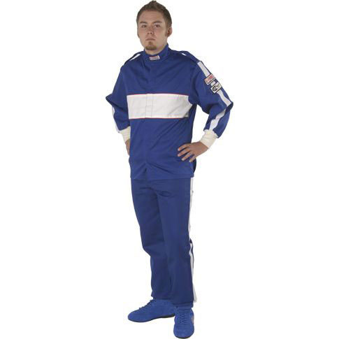 Auto Racing Suits on Com   G Force   Gf 105 Sfi 1 Auto Racing Suit   2 Piece By G Force