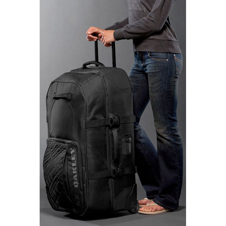 RacingDirect.com - Oakley - Large Roller Bag - Luggage Bag by Oakley