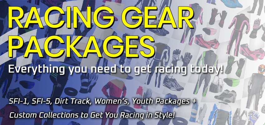 Racing Gear Packages