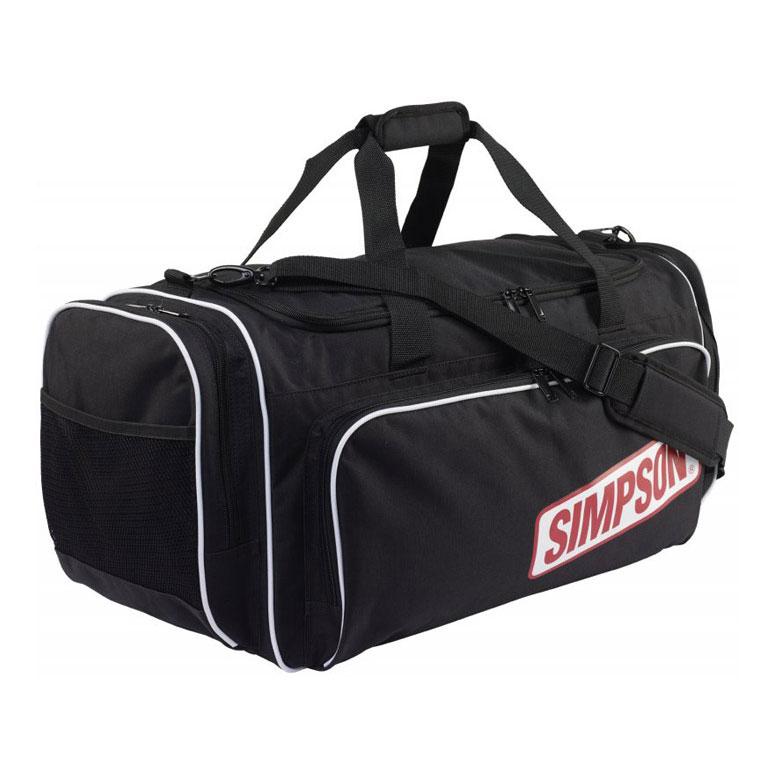 Simpson Racing Shoes >> RacingDirect.com - Simpson - Race Gear Duffle Bag