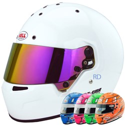 Bell - KC7 CMR2016 Aero Youth Karting Helmet