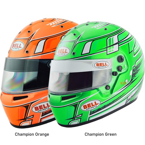 Bell - KC7 CMR2016 Youth Karting Helmet - A1017