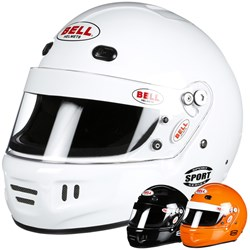 Bell - Sport SA2015 Full Face Racing Helmet