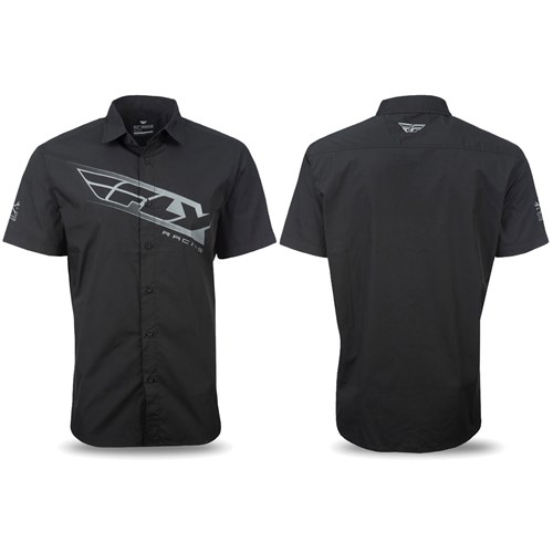 Fly Racing - Pit Crew Mechanic Shirt - A1037