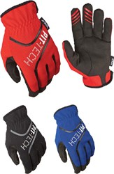 Fly Racing - Pit Tech Lite Gloves - Red/X-Small