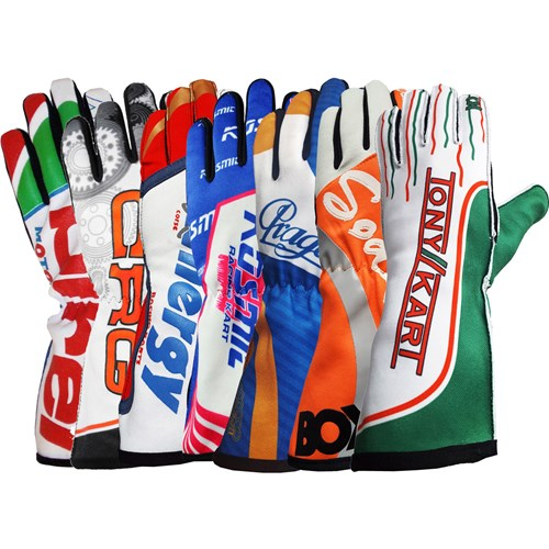 K1 - Factory Team Pro Grip Karting Gloves - A3615