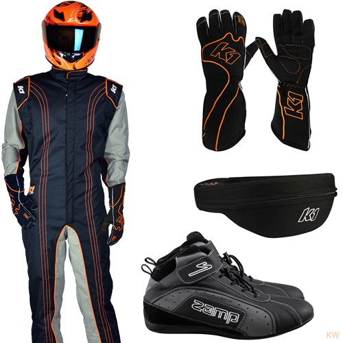 K1 - GK2 Stage 1.5 Karting Package - A3500