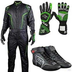 K1 - GT2 Pro SFI-5 Auto Racing Package - 1-Piece