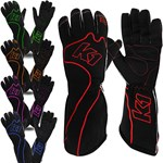 K1 - RS-1 Reverse Stitched Kart Racing Gloves