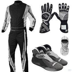 K1 - SFI-1 Stage 2.5+ Auto Racing Package - 1-Piece