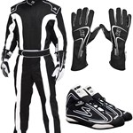 K1 - SFI-1 Stage 2 Auto Racing Package - 1-Piece