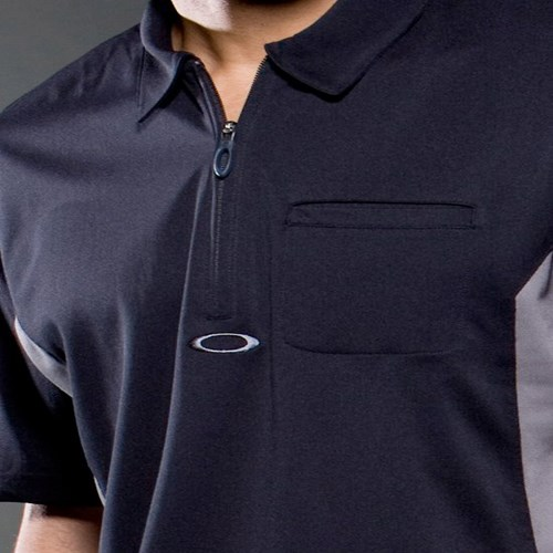 Oakley - Track Polo Zip Shirt - Small - A0371