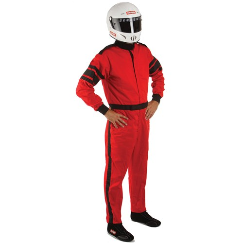 RaceQuip - 110 Series SFI-1 Racing Suit - 1-Piece - A0236