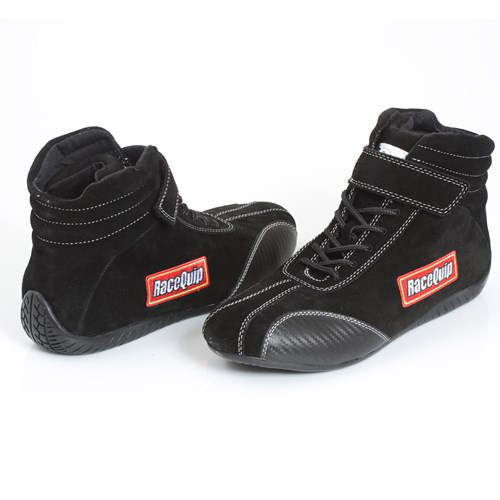 RaceQuip - Euro Carbon-L SFI-5 Racing Shoes - A0233