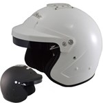 ZAMP - RZ-16H Open Face SA2015 Helmet - Small