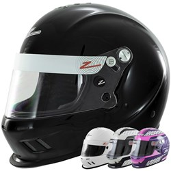 ZAMP - RZ-37Y SFI 24.1 Youth Racing Helmet