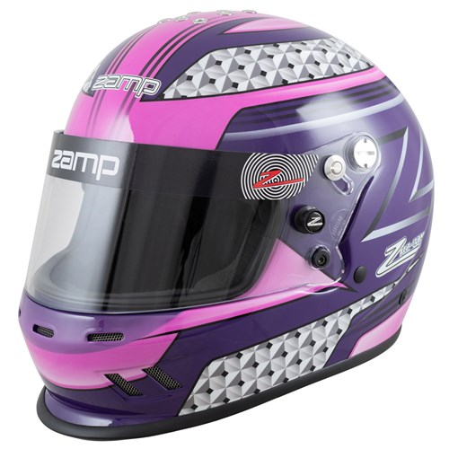 ZAMP - RZ-37Y SFI 24.1 Youth Racing Helmet - A3614