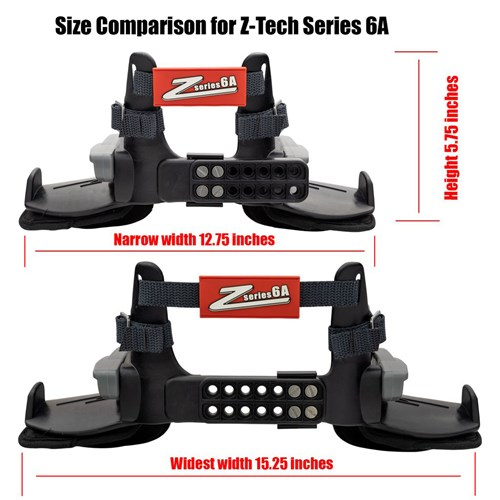 ZAMP - Z-Tech Series 6A High Back SFI-38.1 Restraint - A3628