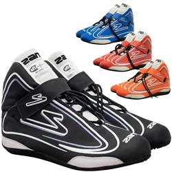 ZAMP - ZR-50 Nomex Leather SFI-5 Racing Shoes