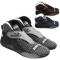 ZAMP - ZR-60 Nomex Leather SFI-5 Racing Shoes