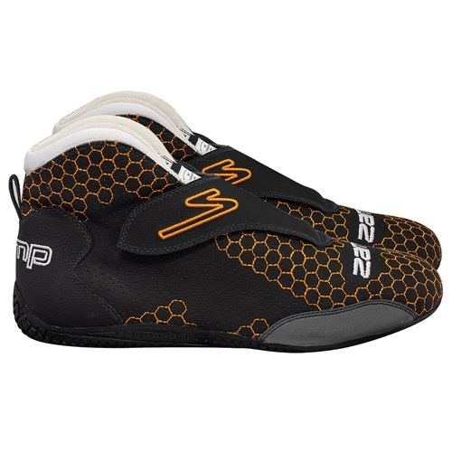 ZAMP - ZR-60 Nomex Leather SFI-5 Racing Shoes - A3654